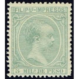 1891 ED. Filipinas 90 **