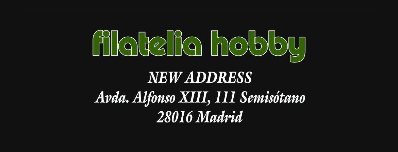 Filatelia Hobby