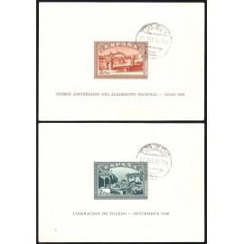 1937 ED. 838/839 us