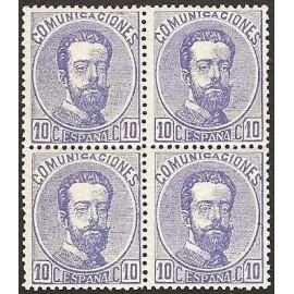 1872 ED. 121 * [x4]