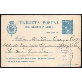 1921 ED. 2A us Tarjetas Militares (2)