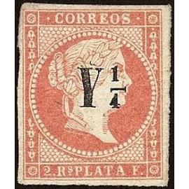 1860 ED. Cuba 10 *