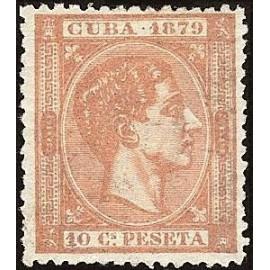 1879 ED. Cuba 51 *