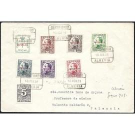 1931 ED. ELR Almería 1/7 us