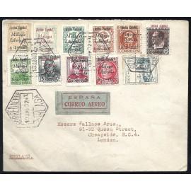 1937 ED. ELP Málaga 01/03, 06, 08/09, 12, 14, 17/18 us