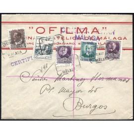 1937 ED. ELP Málaga 09, 15 us