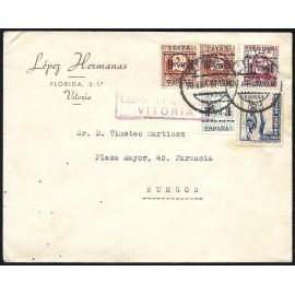 1937 ED. ELP Vitoria 01, 05 [x2], 10 us