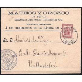 Franquicias Postales ED. Franquicias Militares 18