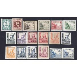 1937 ED. 814s/831s **