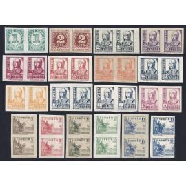 1937 ED. 814s/831s ** [x2]