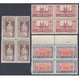 1937 ED. 833/835 ** [x4]