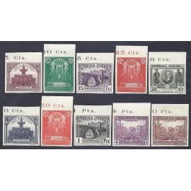 1931 ED. 604s/613s ** (2)