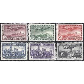 1931 ED. 614/619 *