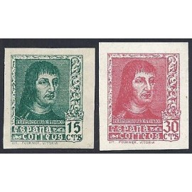 1938 ED. 841As, 844As **