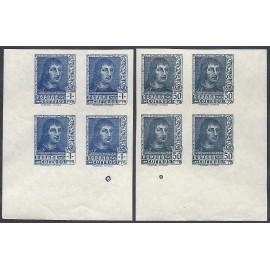 1938 ED. NE 58s/59s ** [x4]