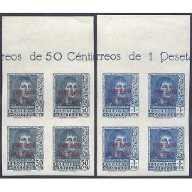 1938 ED. 845s/846s ** [x4]