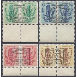 1938 ED. 851/854 us [x2]