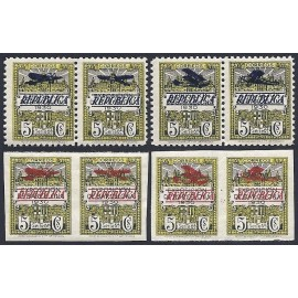 1932 ED. Barcelona NE09/NE10, NE11/NE12, NE13/NE14, NE15/NE16 **