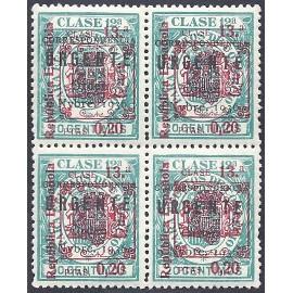 1936 ED. ELP Burgos 53 ** [x4]