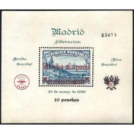 1939 ED. ELP Madrid 54 *