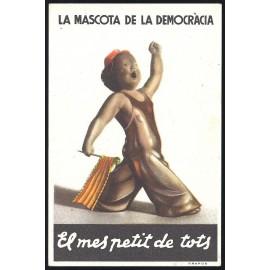 Tarjeta Postal - Comissariat de Propaganda de la Generalitat de Catalunya (19)