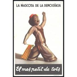 Tarjeta Postal - Comissariat de Propaganda de la Generalitat de Catalunya (20)