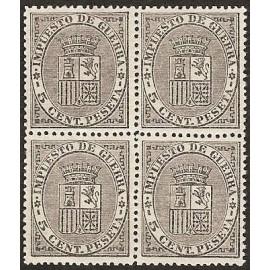 1874 ED. 141 * [x4]
