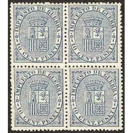 1874 ED. 142 * [x4]