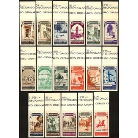 1940 ED. Cabo Juby 116s/132s **