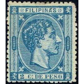 1876 ED. Filipinas 35 *