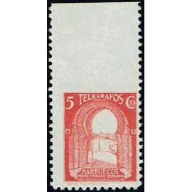 1938 ED. Marruecos Telégrafos 42sms **