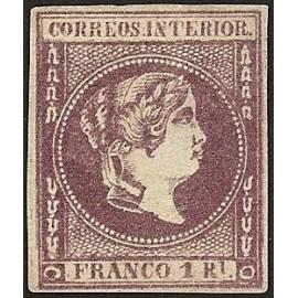 1863 ED. Filipinas 13 * (3)