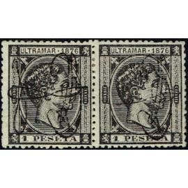 1876 ED. Puerto Rico 10 * [x2]