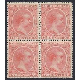 1889 ED. 218 * [x4]
