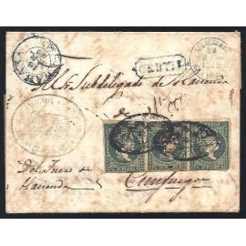 Colonias Españolas ED. Antillas 4 [x3]