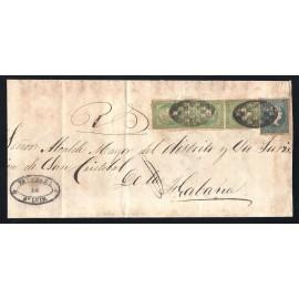 Colonias Españolas ED. Antillas 7, 8 [x3]