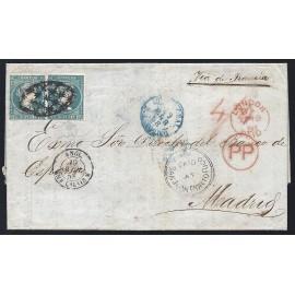 Colonias Españolas ED. Antillas 7 [x2]