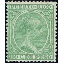 1890 ED. Puerto Rico 85 * (2)