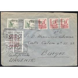 1937 ED. ELP Burgos 23 us