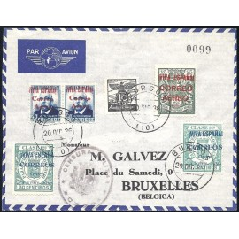 1937 ED. ELP Burgos 32/33, 58, 68 [x2] us