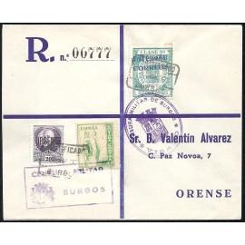 1937 ED. ELP Burgos 39, 46 us