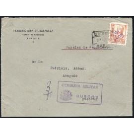 1937 ED. ELP Burgos - us