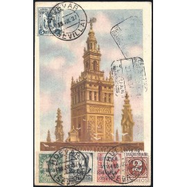 1937 ED. ELP Huévar 02, 04, 07, 10 us