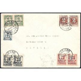 1937 ED. ELP Huévar 16hphia, 18hphia, 21hphia, 24hphia us
