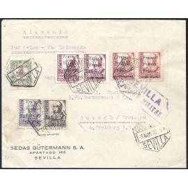 1937 ED. ELP Jerez de la Frontera 15, 19/22 us