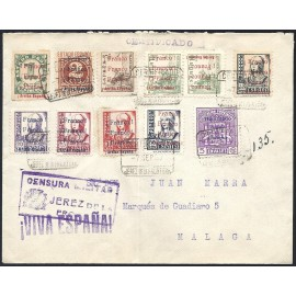 1937 ED. ELP Jerez de la Frontera 15/17, 18hphi, 19/23 us