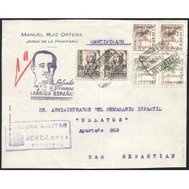 1937 ED. ELP Jerez de la Frontera 17 [x2], 18hphi, 19 [x2] us