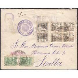 1937 ED. ELP Jerez de la Frontera 17hcc [x2], 17hcca [x4] us
