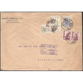 1937 ED. ELP Jerez de la Frontera 18 [x3] us