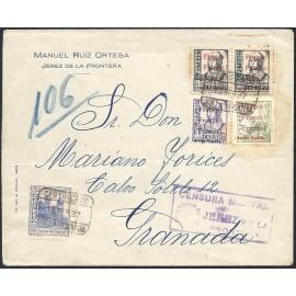 1937 ED. ELP Jerez de la Frontera 18/20 us